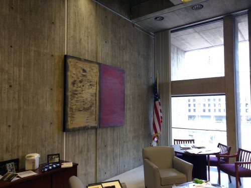 "LOR3nzo's ""THE"" at Boston City Hall"